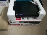 LG BP325 3D Blu-ray player