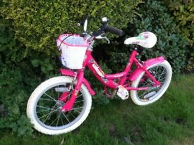 Childrens' bikes (for girls)