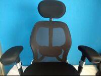 Ergo-Tek Mesh Manager Chair