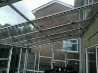 Conservatory/greenhouse/sun house