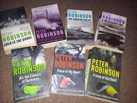 Book collections 50p - £2 each.