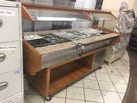 Self Serve Buffet Style Salad Bar Display Unit **2 Available**