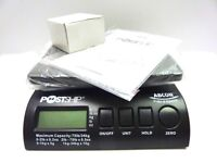 ABCON DIGITAL 34kg/75lb Letter Postal Postage Parcel Weighing Scales. Ideal for E-bay Amazon Etsy.