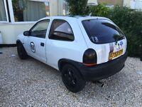Vauxhall corsa b 1.0