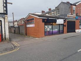 Shop To Let - Blackburn - Granville Road (Around The Corner From New Bank Road - £110 week