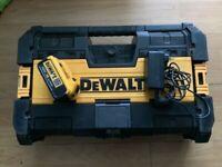 DEWALT DWST1-75663 240v DAB radio / charger+battery