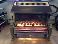 Electric fire/ heater