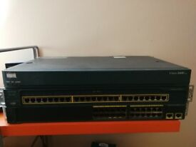 Cisco 2600 Router / 2950 Switch / 2960 Switch