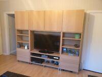 IKEA Besta TV Entertainment Storage Unit