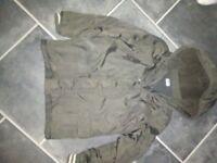 Boys brown coat