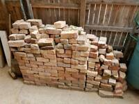 Various reclaimed bricks