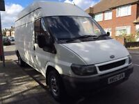 2002 FORD TRANSIT, BRILLIANT CONDITION.RECENTLY SERVICED.FULL SERVICE HISTORY. NO VAT.