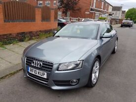 Audi A5 Sportback 5dr TFSI 2010 Full 12 Months MOTLow Mileage Full Audi Service History