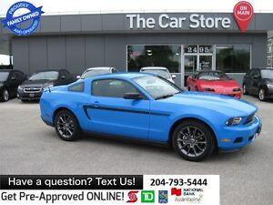 2012 Ford Mustang POWER HEATED SEATS, BLUETOOTH, USB,