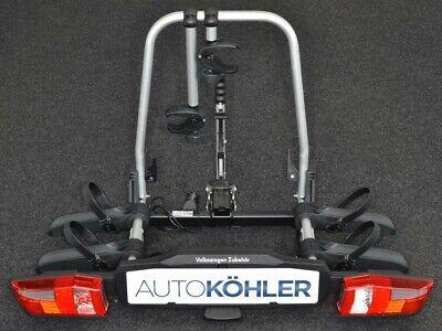 VW Fahrradträger Compact II für die Anhängevorrichtung für 2 Fahrräder,