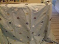 EX JOHN LEWIS CURTAINS IN FAB CONDITION