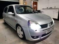 Clio 172 Sport SWAPS