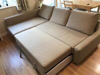 Corner Sofa Bed Ikea Friheten