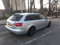 Audi A6 Sline Avant - Estate - Manual - remapped
