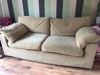 FREE .. next 3 seater sofa
