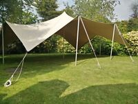 Stretch Tent Marquee Hire