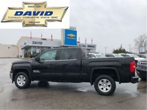 2015 GMC Sierra 1500 SLE CREW 4WD SHORT/ REMOTE STR/ POWER & HEA