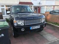 Range Rover vogue 2003 4.4 V8 **SPARES OR REPAIRS**
