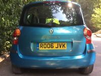 Renault Modus-AUTOMATIC-2006-1.6-52000 Miles-Full Service History