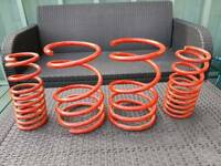 Honda Civic Type R EP3 Lowering Springs