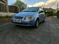Daewoo Kalos BLUE 2003 1.2 Mot failure £200 ONO
