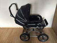 Babystyle luxury Pram All-in-one. Excellent condition.