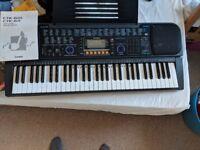 Casio electronic keyboard ctk-611