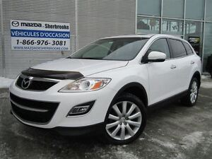 2010 Mazda CX-9 GT AWD CUIR NAVIGATION TOIT OUVRANT 7PLACES
