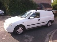 Vauxhall Astra Van 1.7 cdti LS