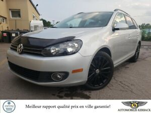 2014 Volkswagen Golf Wagon Highline TDI Manuel $71/Semaine