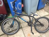 Bmx bike up for swaps