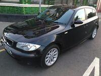 BMW 1 Series 2.0 120d ES 5dr p/x considered 2005 (55 reg), Hatchback CD ALLOYS AUX TINTED WINDOWS