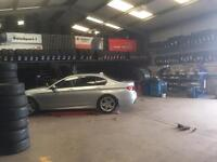 Rm Tyres - Eglish - New and Part Worn Tyre Sales