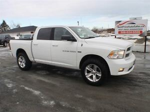 2011 Ram 1500 SPORT! 4X4! LEVING KIT! CERTIFIED!