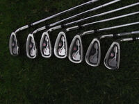 Golf clubs Wilson Staff C200 Regular irons 4-PW