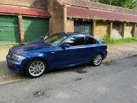 BMW series 1 m sport coupe