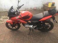Honda 125cc 2011