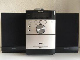 Sony CMT-EH45-DAB Micro Hifi System