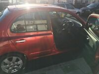 Nissan micra 2009 automatic low millage