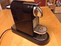 Nespresso Machine Magimix Black - GREAT CONDITION