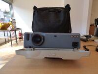 Sony laptop projector