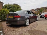 BMW E90 325I SPARKLING GRAPHITE 220BHP