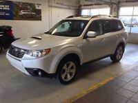 2010 Subaru Forester 2.5 XT Limited