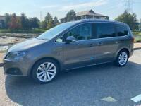 SEAT Alhambra 2.0 TDi 190bhp DSG