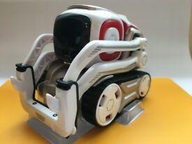 Cozmo Robot Anki Interactive learning toy birthday boy girl gift idea.. used only once!!!